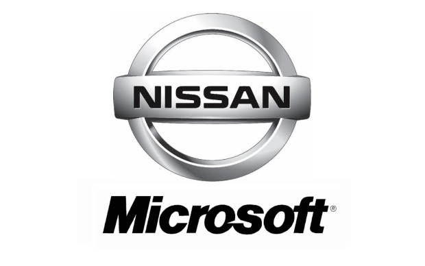 Microsoft and Nissan establish strategic relationship to blend technology and business